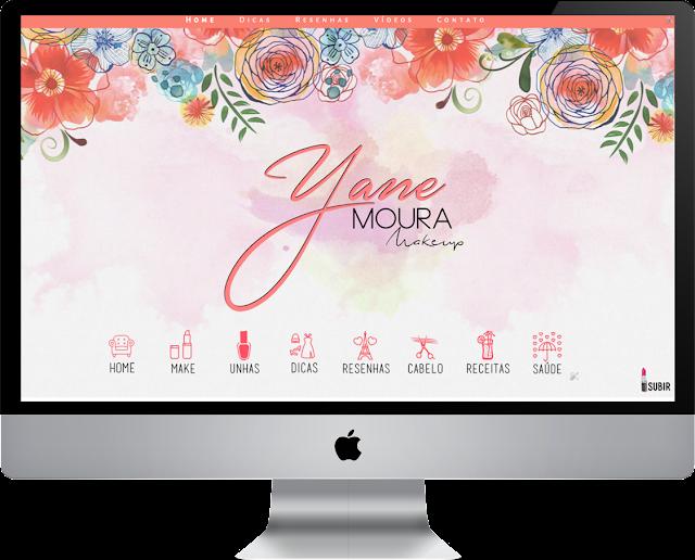Blog Yane Moura MakeUp
