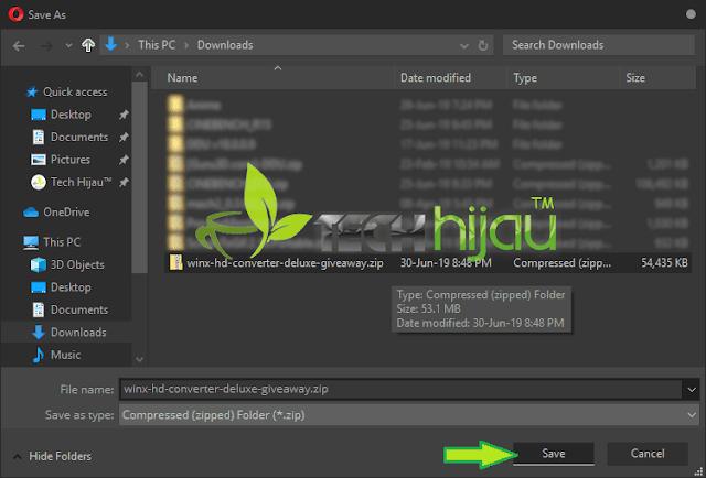 Cara Instal Aktivasi Lisensi WinX HD Video Converter Deluxe - Tech Hijau™