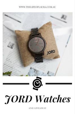 JORD Watch Pinterest