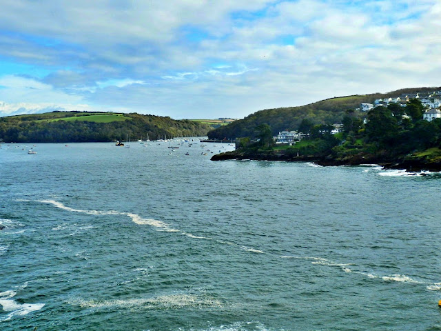 Fowey River Cornwall