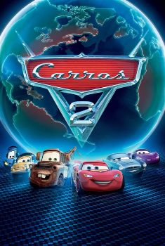 Carros 2 Torrent - BluRay 1080p Dual Áudio