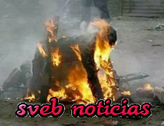 Queman vivos a presuntos ladrones en Chiapilla Chiapas