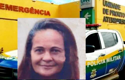 AGORA: Mulher é assassinada a tiros ao abrir portão para criminoso encapuzado