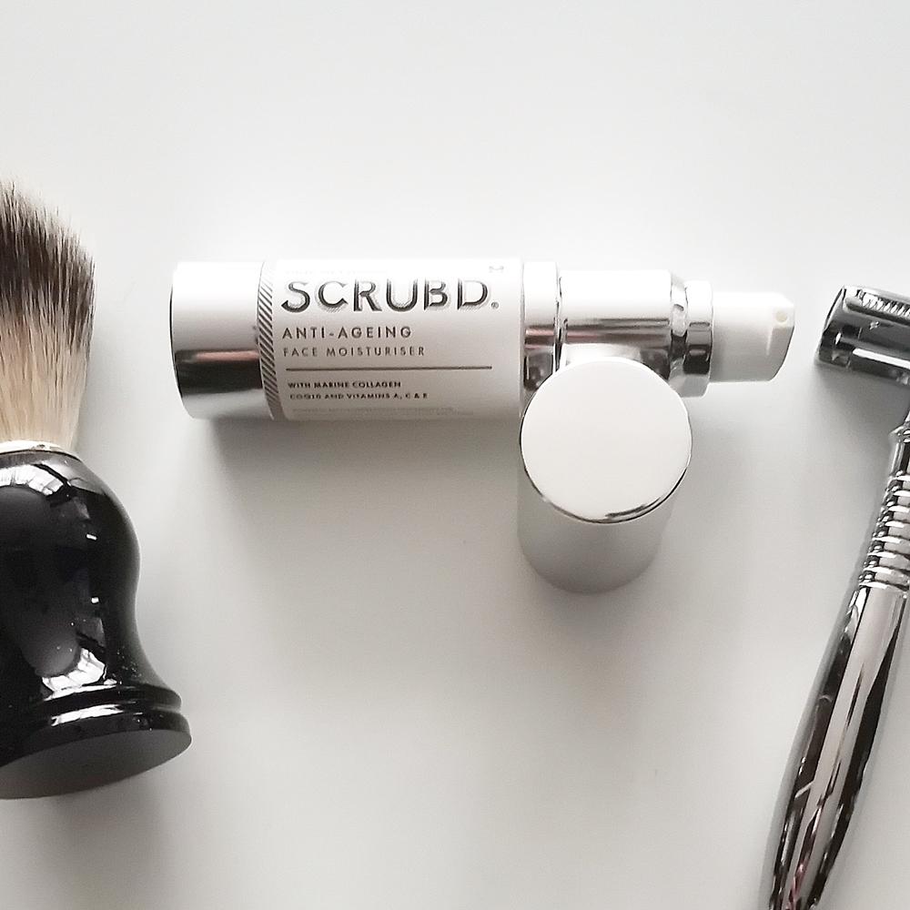 anti-ageing moisturiser