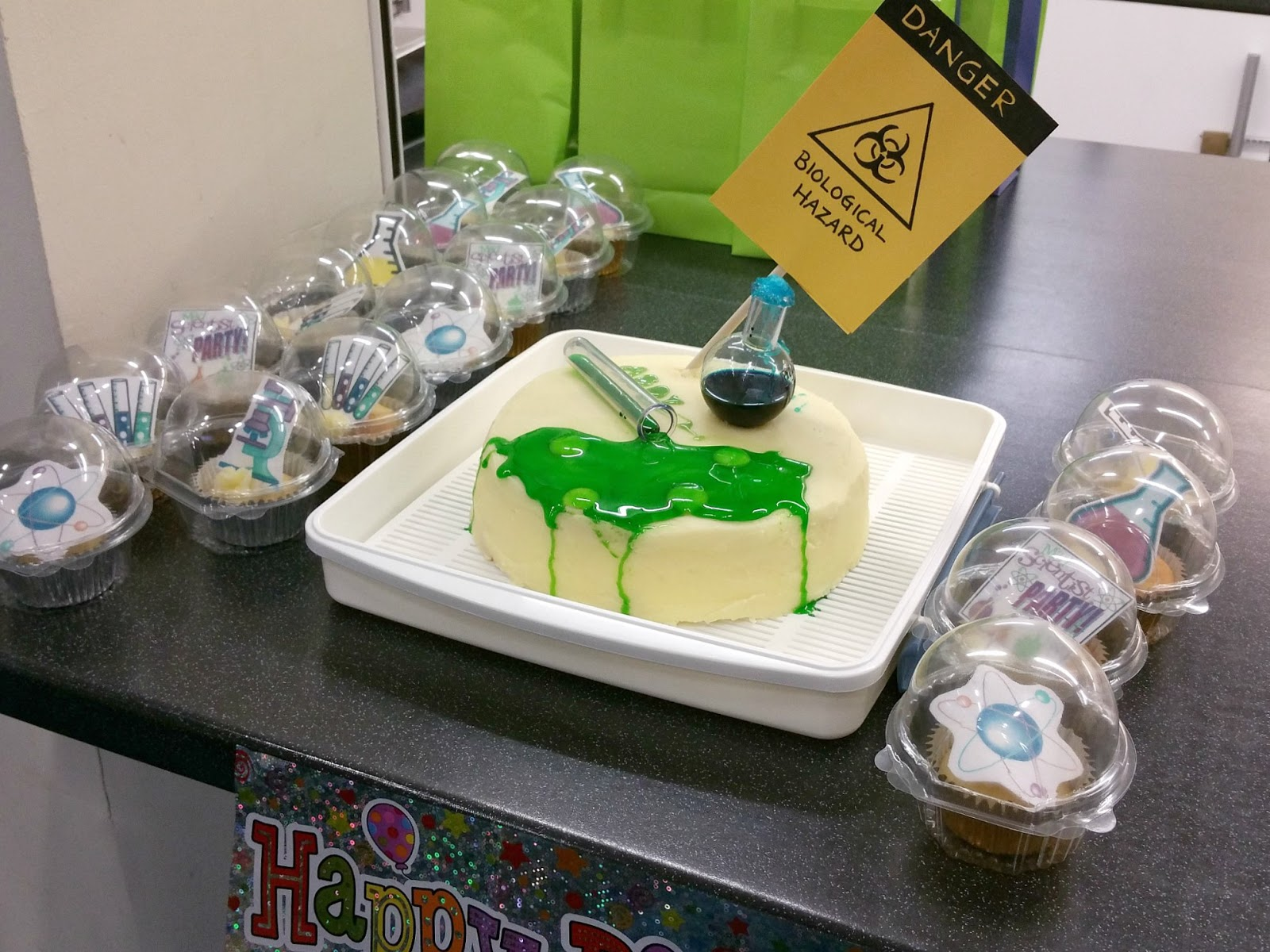 STEM Party, Science Birthday Party, Sublime Science