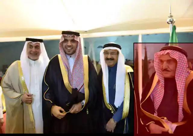 توفي والد الإعلامي السعودي حمود الفايز إثر إصابته بفيروس كورونا