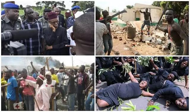 Fulani herdsmen attack Southern Kaduna community