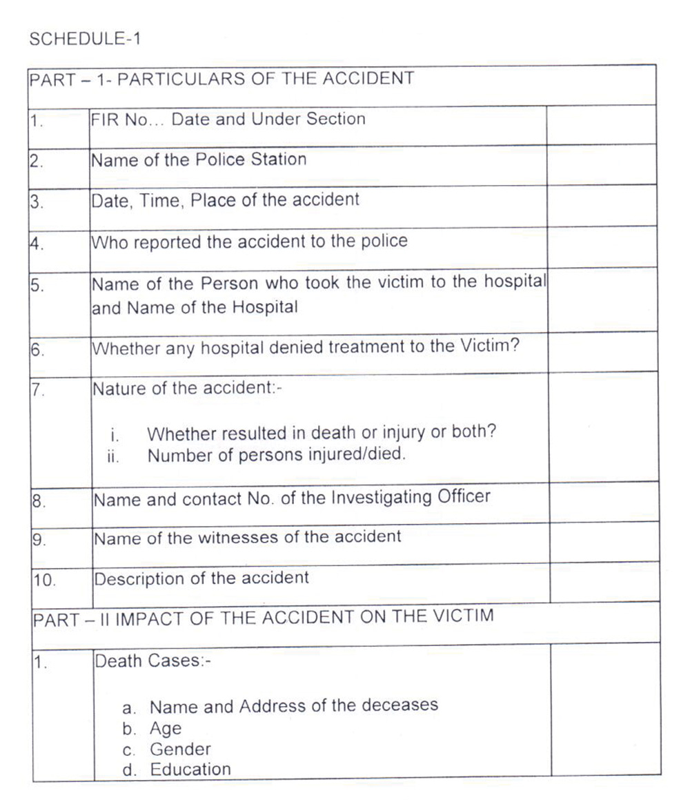 Settlement of Claims for Compensation to Employee on accidents