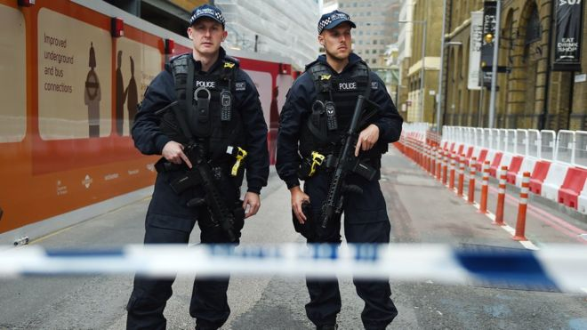 London attack: Police 'know identities of killers