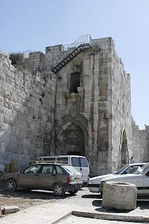 De poorten van Jeruzalem
