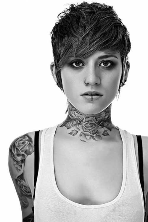 full throat rose tattoo