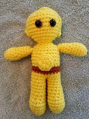 http://www.ravelry.com/patterns/library/star-wars---c3po-amigurumi