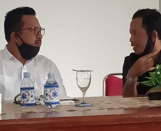 Henri FN Gelar Reses di Desa Tapau, Masyarakat Ajukan 85 Item Hasil Musrenbang Ke Pihak Eksekutif