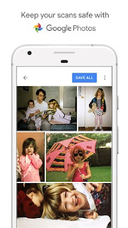Google's PhotoScan app for Android and iOS released