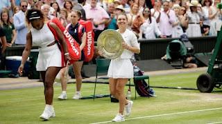 World no 7 Halep beats 7-time champ Serena to win maiden Wimbledon