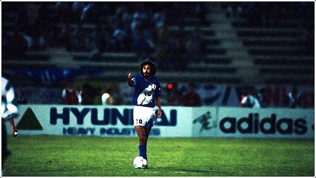 Eliminatórias Copa do Mundo 1994 Japão Iraque