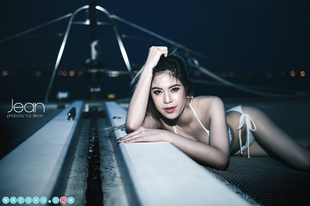 Image Thai-Model-No.350-Manlada-Jeaniiz-Vonchotiwat-MrCong.com-007 in post Thai Model No.350: Người mẫu Manlada Jeaniiz Vonchotiwat (56 ảnh)