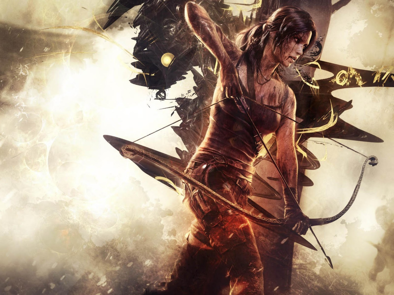 Wallpapers: Tomb Raider (2013)