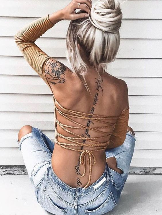 55 Sexy Tattoo Designs For Women