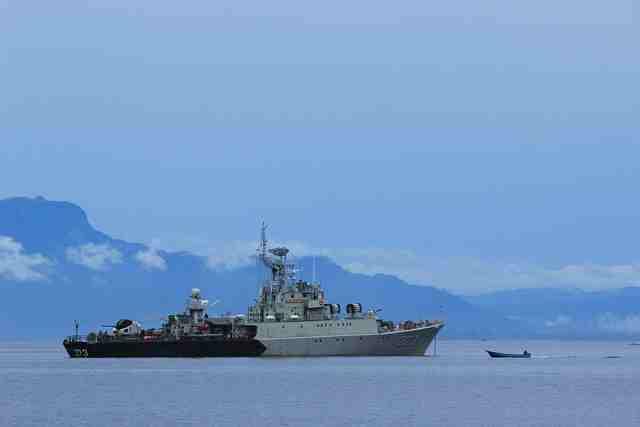 Iran's Warship sailing in Atlantic on rare mission amid Venezuela speculation