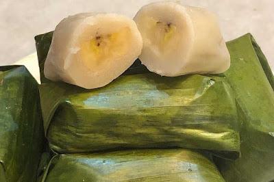 olahan pisang, resep pisang, nagasari, pisang