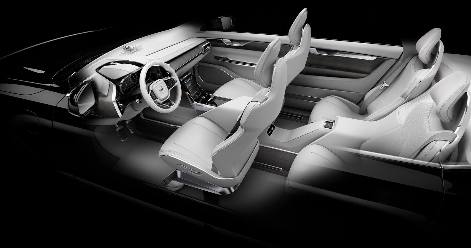 169544 Concept 26 Η Volvo θα κάνει και την αυτόνομη οδήγηση διασκεδαστική Autonomous Driving, Volvo, Volvo XC90, Αυτόνομη οδήγηση