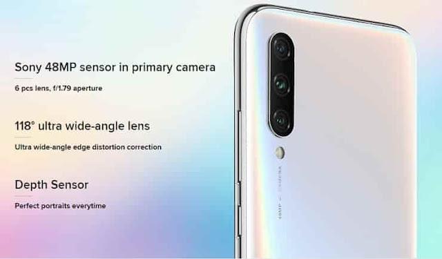 Spek dan harga Xiaomi mi A3