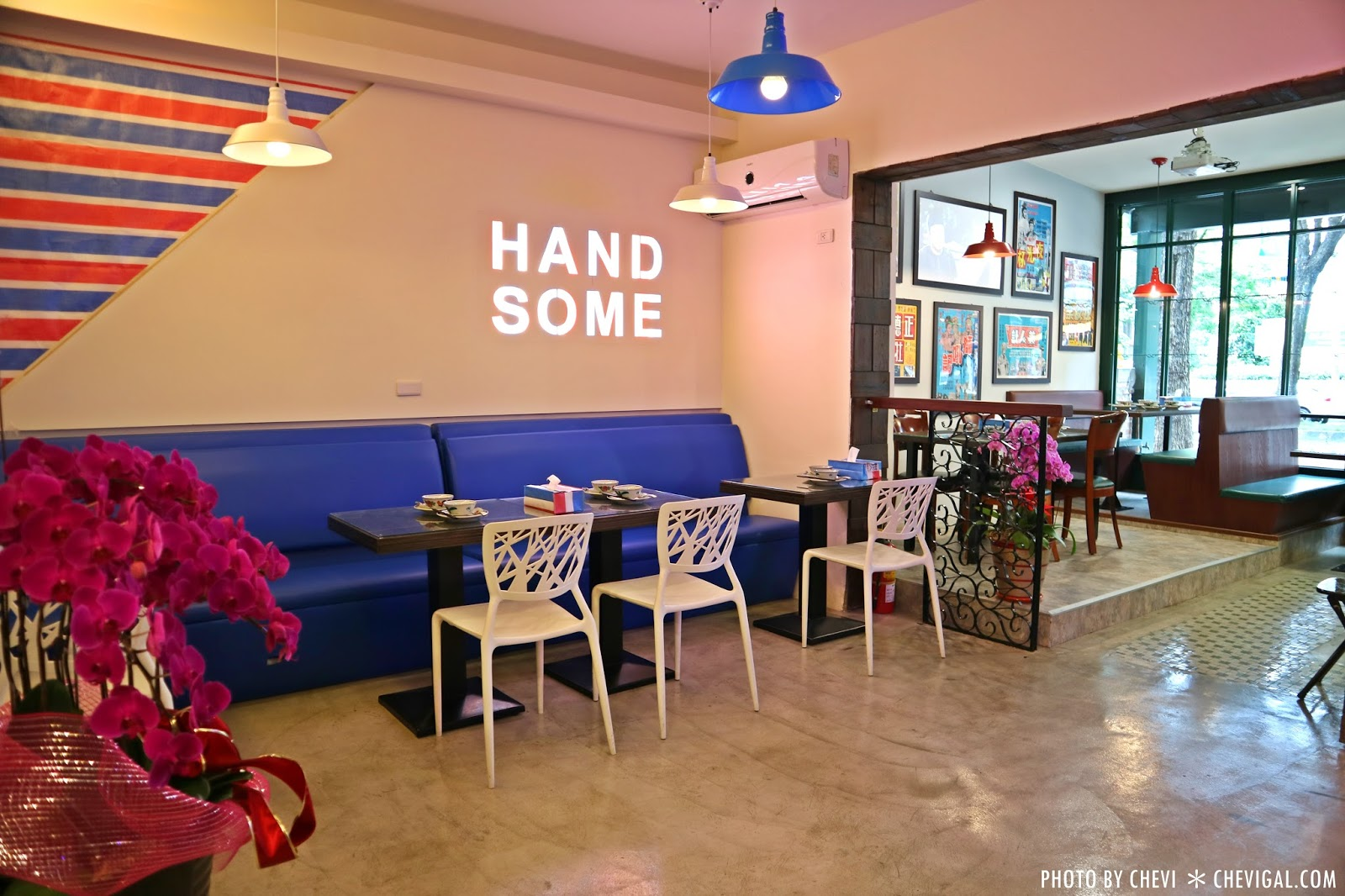 IMG 9115 - 台中西屯│帥鍋冰室*台中第一間香港冰室新開幕。道地港式餐點風味搬來台灣囉