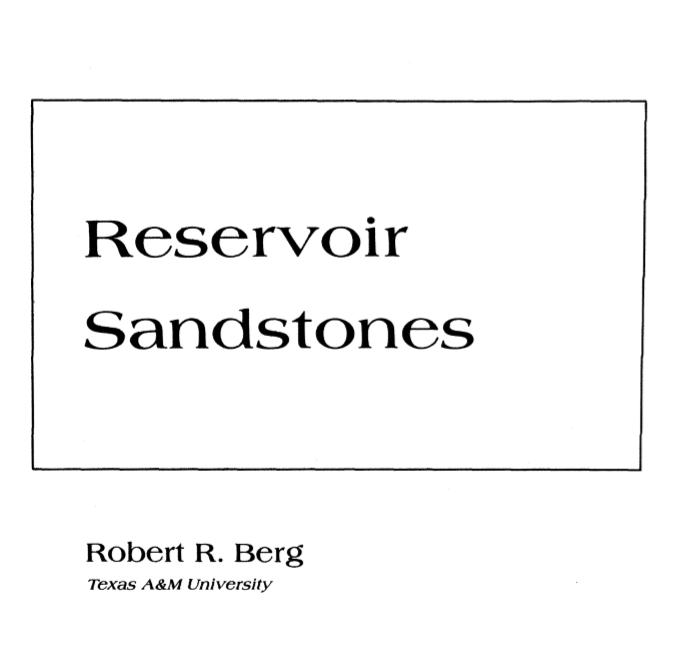 Libros Petroleros: Libros de Reservorios y Perforación