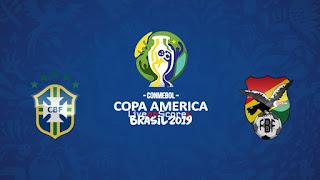 مشاهدة مباراة البرازيل وبوليفيا بث مباشر بتاريخ 15-06-2019 اون لاين
