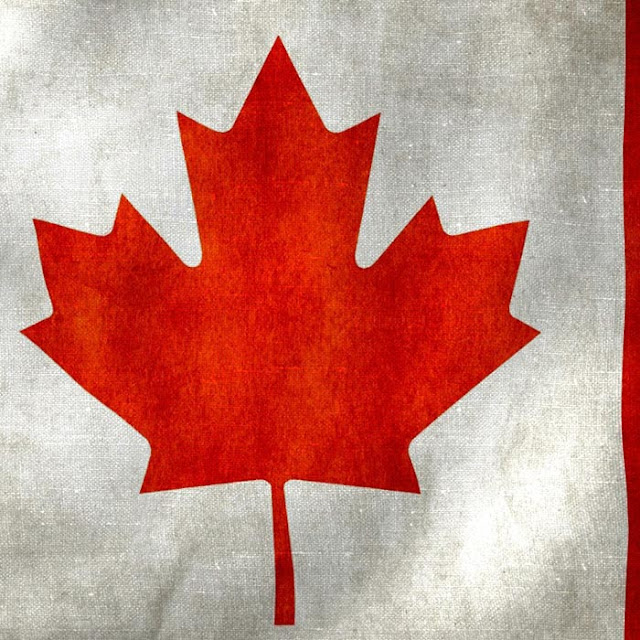 Canada Flag Wallpaper Engine
