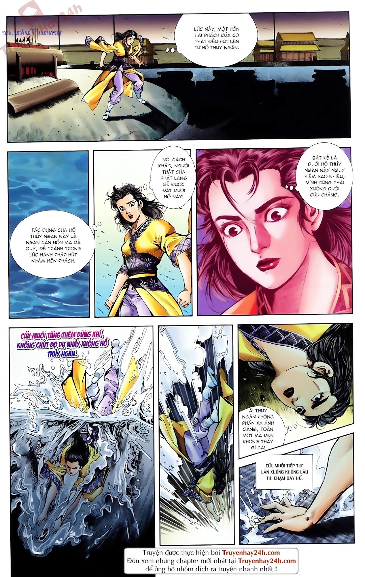 Cơ Phát Khai Chu Bản chapter 81 trang 4