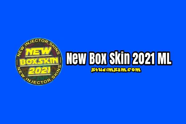 new box skin 2021 ml