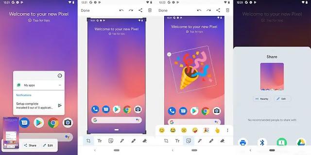 Android 12: تنسيقات الوسائط