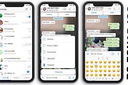 Kumpulan WhatsApp Mod Ios Terbaru 2019