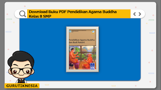 download ebook pdf buku digital pendidikan agama buddha kelas 8 smp