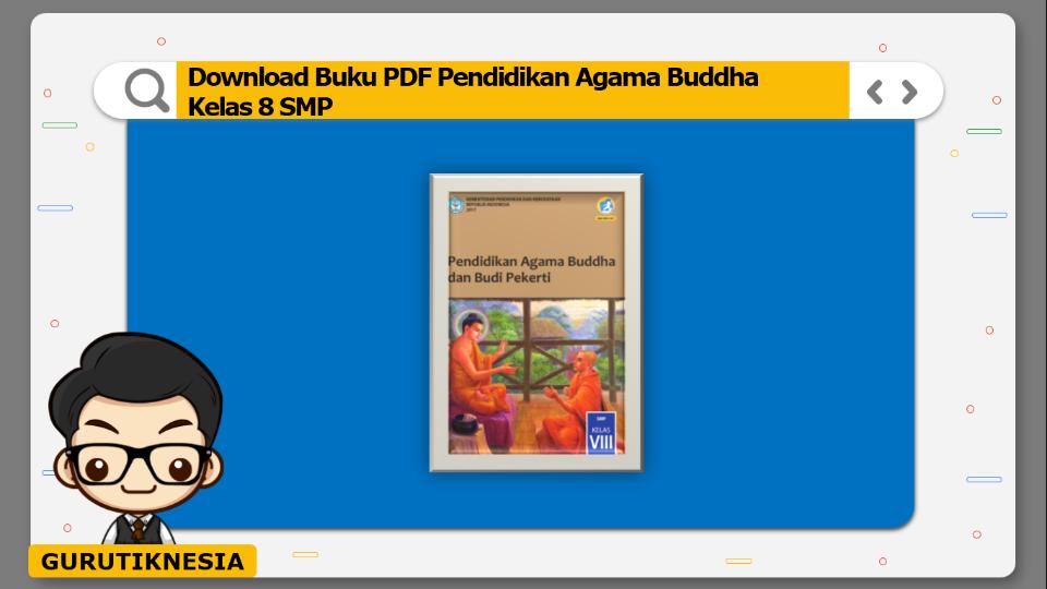 download  buku pdf pendidikan agama buddha kelas 8 smp