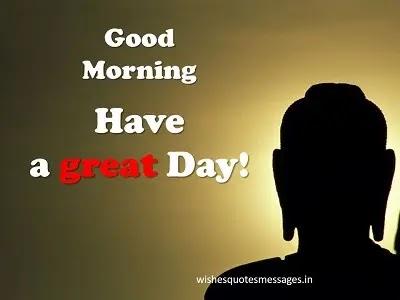 Gautam Buddha Good Morning Images