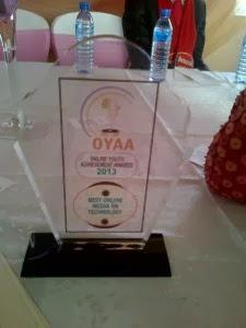 OYAA awards