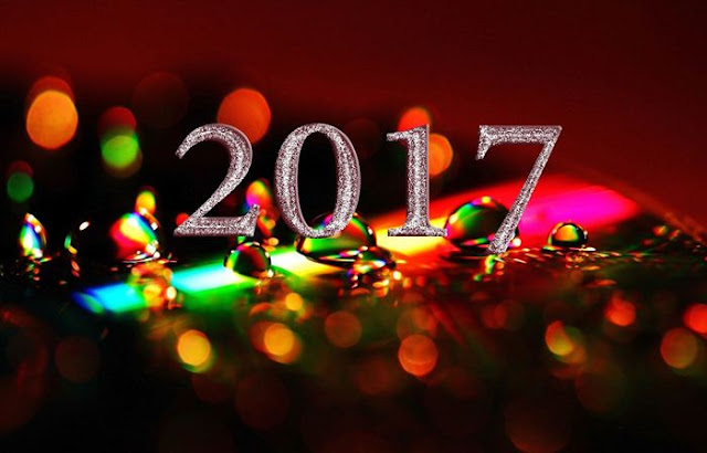 Happy New Year 2017 HD Wallpaper 6