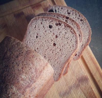 Vegan Teff Sandwich Bread Recipe