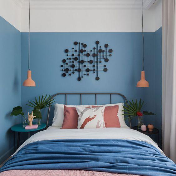 7 Warna Cat Kamar Tidur yang Sempit yang Bisa Anda Aplikasikan untuk Hunian Anda