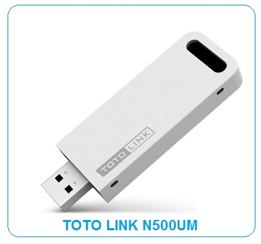 Download Drivers: TOTOLINK N500UM Wireless Adapter
