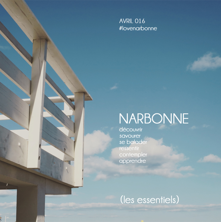 City Guide Narbonne - blog