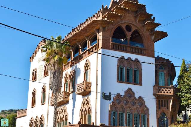 Casa Roviralta, Barcelona