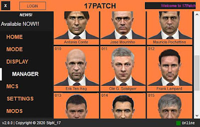 17Patch Selector V2.0