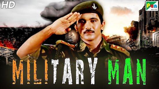 Military Man 2019 Hindi Dubbed HDRip 720p 850MB