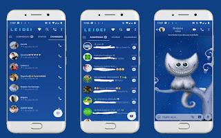 Cheshire Theme For YOWhatsApp & Fouad WhatsApp By Leidiane