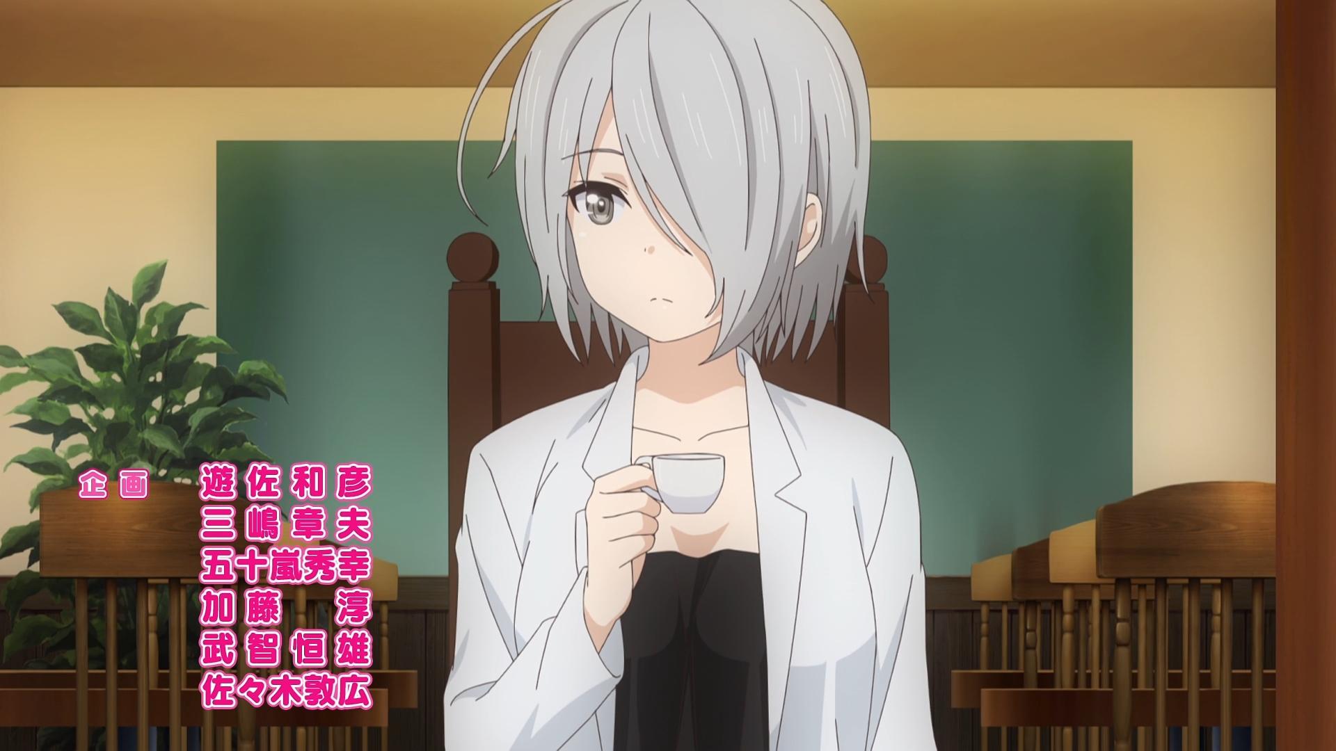 Nande Koko ni Sensei Ga! [12/12][OVA][S/C][MKV][BD][1080p]