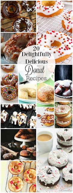 20 Delightfully Delicious Donut Recipes from www.bobbiskozykitchen.com